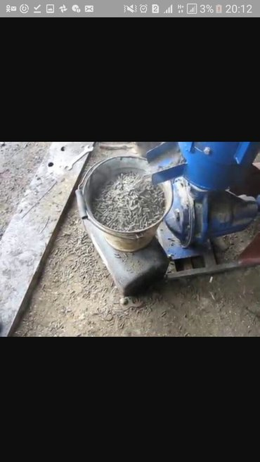 Гранулятор кормов, опилок, соломы, сена в Лебединовка