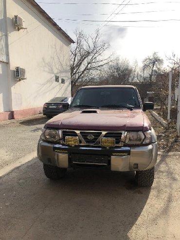 toyota patrol в Кыргызстан: Nissan Patrol 2002