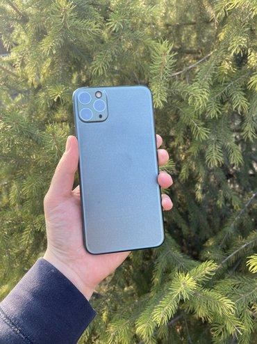 apple-iphone в Кыргызстан: Продаю IPhone 11 Pro Max 256gb в идеальном состоянии. С полным комплек