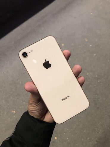Б/У iPhone 8 64 ГБ Розовое золото (Rose Gold)