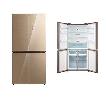 стеклянные перегородки бишкек в Кыргызстан: Новый Side-By-Side (двухдверный) Золотой холодильник