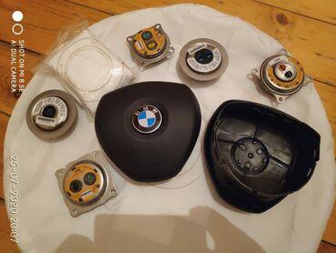 bmw x6 50i xdrive - Azərbaycan: BMW X6 Airbag Və Qapağı • Zbor 260 ₼ • Tək Qapağ 130 ₼