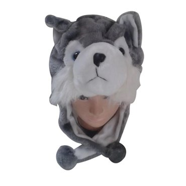 shorty hugo boss в Кыргызстан: Шапка собака волк для детей