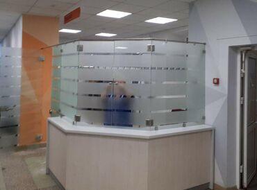Санитарные перегородки из каленого стекла! Разнообразие вариантов