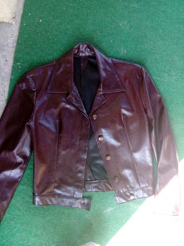 Kratka kozna jakna bez ikakvih ostecenja,obučena nekoliko puta - Krusevac