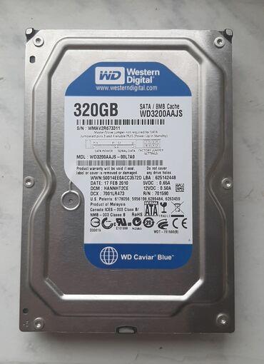 плата защиты в Азербайджан: Elanı oxuyun Sərt disk HDD (hard disk) 320GB - 99%WD WhatsApp