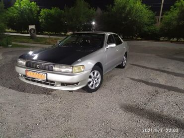 Toyota Cresta 2.5 л. 1995 | 111 км