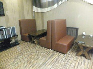 диван др в Кыргызстан: Мебель для баров,ресторанов,кафе диваны от 5500