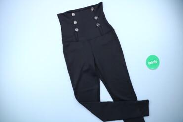 Жіночі штани з високою талією, р. М   Довжина: 110 см Довжина кроку: 7