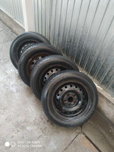 степ вагон бишкек in Кыргызстан   АВТОЗАПЧАСТИ: R-15 195-65. На степ Вагон хонда