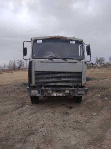 Транспорт - Баетов: Срочно Супер МАЗ сатылат 2002 ж 350000 сом