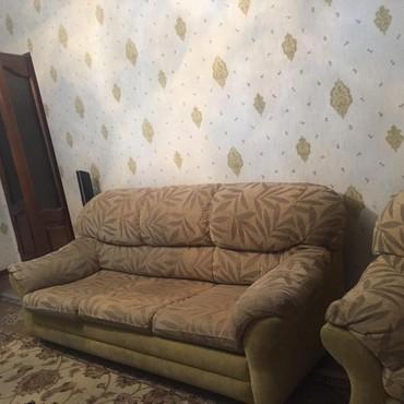 Мягкая мебель  б/у  тройка производства лина в Бишкек