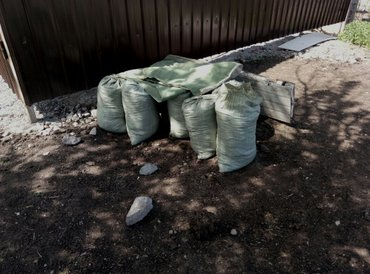 Чернозем перегной в мешках по вопросам только звонить на номер. в Бишкек