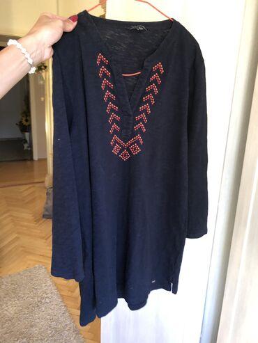 Obuca zenska - Srbija: TOMMY HILFIGER zenska majica, velicina XL, odgovara i za M. KAO NOVA