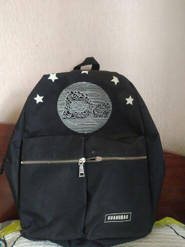 Большой вместительный рюкзак, состояние отличное, находимся в 8 микр