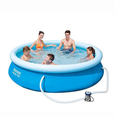 Pumpa za vodu - Srbija: Best Way Fast Set 305 x 76 cm bazen sa pumpomKarakteristike:Dimenzije