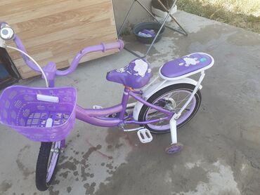 Спорт и хобби - Кок-Ой: Продается велосипед 4500с . В хорошем состояние