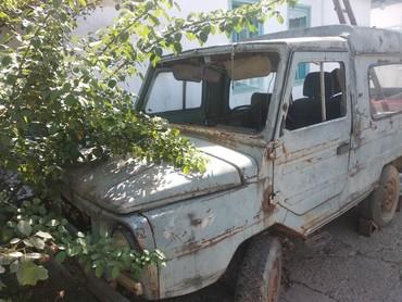 ЛуАЗ - Кыргызстан: ЛуАЗ 1986   540710 км
