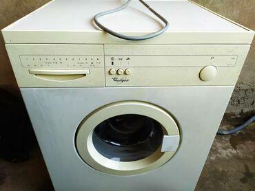 Фронтальная Автоматическая Стиральная Машина Whirlpool 6 кг