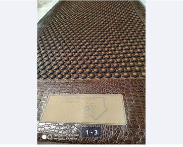 Турмалиновые коврики - Кыргызстан: Срочно продаю!!!лечебный корейский мат из турмалиновых камней для