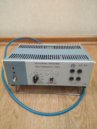 Продаю источник питания постоянного тока от 0 до 30 вольт