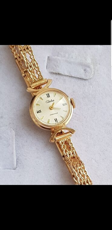 sovet saat - Azərbaycan: Zavodskoy saat sovet istehsali 583pr 19.40qr