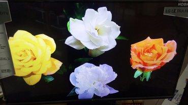 телевизор 49 дюймов в Кыргызстан: Телевизор lg 49 дюйм 125 см, 4к ultra hd, usb, hdmi, dvb-t2 dvb-s2