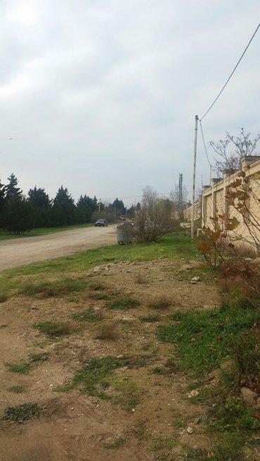 Bakı şəhərində Tecili 4 sot kupcali torpaq satilir. sabuncu rayonu ramani qesebesinde