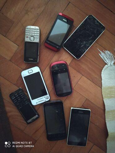 Telefoni mobilni - Srbija: Za reciklazu