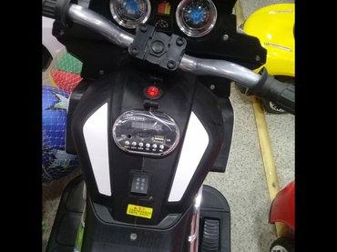 Bakı şəhərində Uşaq motosikletleri