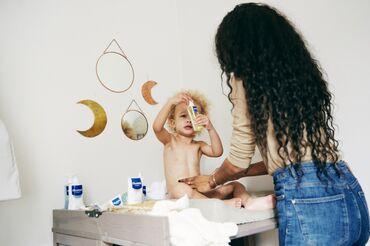 Как правильно хранить детскую косметику? В составы Mustela мы