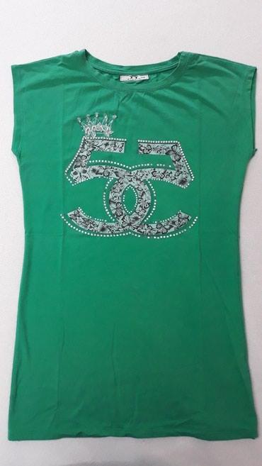 Prelepa majica, velicina S/M Moze da bude i L, jer je rastegljiva - Valjevo