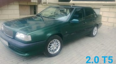 Bakı şəhərində Volvo 850 1998