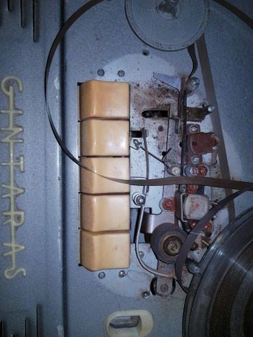 Катушечный магнитофон в чемодане. Cintaras, Gintaras. в Бишкек - фото 2
