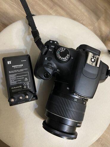сони фотоаппарат в Кыргызстан: Продаю фотоаппарат! Почти новая ! Подарили без прибамбасов Еos 1200D