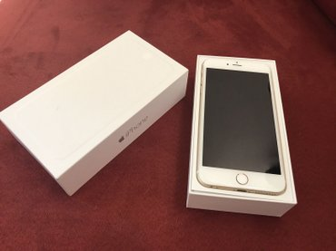 iPhone 6 Plus  Interested buyers should contact us on whatsapp - Becej