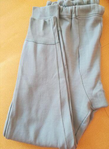 Pantalone braon icna frd - Srbija: Donji veš, dugačke, SMB boja, nove, obim struka 70 cm, dužina 90 cm