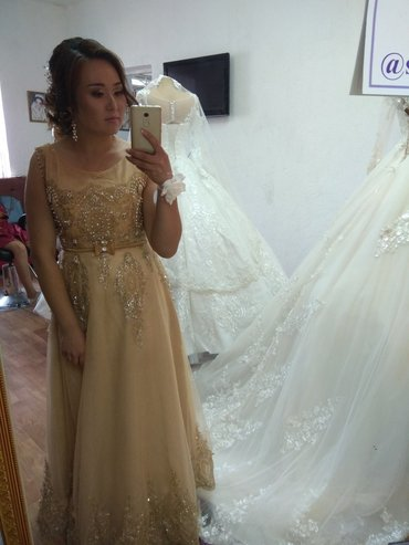 Шикарное платье. продажа 2500сом пракат в Бишкек