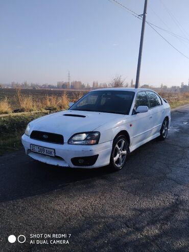 bentley azure 6 75 twin turbo в Кыргызстан: Subaru Legacy 2 л. 2001