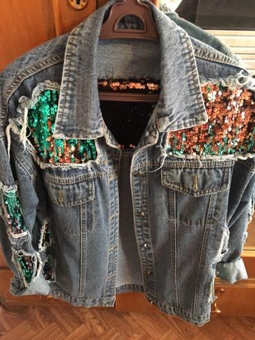 Куртка оригинал, покупала заграницей в Бишкек