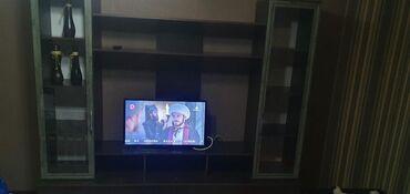 Гарнитуры в Кыргызстан: Срочно продаю б/у мебель горка стенка цвета тёмной венги