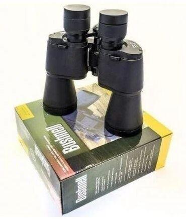 Бинокль Bushnell 20x50 с Чехлом прорезиненный корпус Оптика для