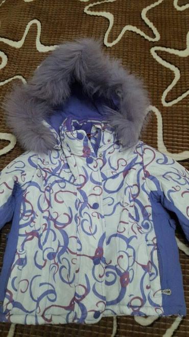 Зимний костюм на девочек 3-4годика.состояние идеальное  в Лебединовка