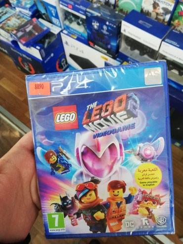 Bakı şəhərində Lego movie 2