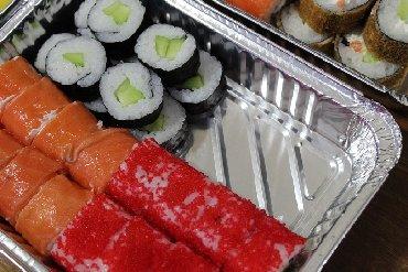 Sushi ustası işi axtarıram. İşi Rusiyada öyrənmişəm və əvvəl də