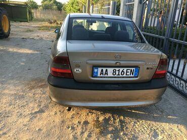 Opel Vectra 1.7 l. 1998 | 235000 km