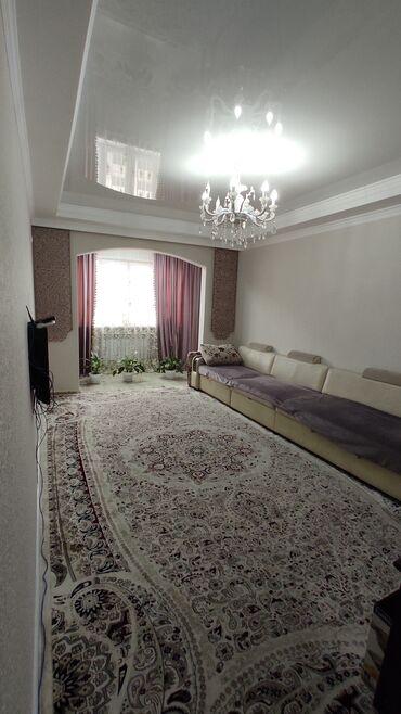 Продажа квартир - Бишкек: Продается квартира: 106 серия улучшенная, Кок-Жар, 3 комнаты, 83 кв. м