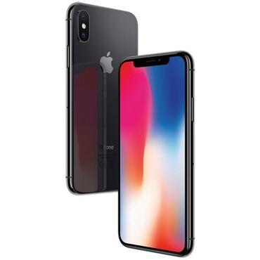 Б/У iPhone X 64 ГБ Серый (Space Gray)