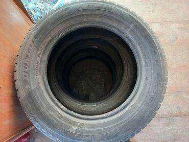 Продам фирменную зимнюю резину Dunlop. Протектор 90%