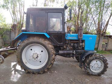 Транспорт - Семеновка: Трактор мтз 82.1 в хорошем состоянии все четыре резины новые в